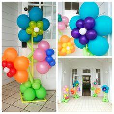 Balloon Flowers - Pineapple Bakery Events
