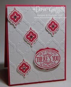 May 28, 2013 dawnsstampingthoughts: Grateful There's YOU, Mosiac Madness