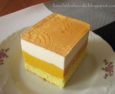 Ciasto na soku kubuś - rewelacja :))