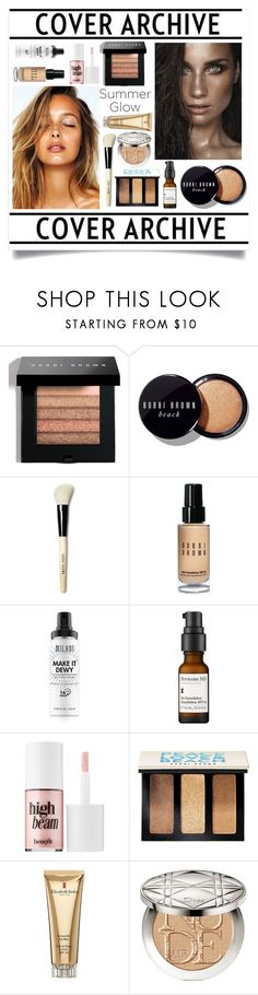 """""""Untitled #349"""" by fashion-all-day ❤ liked on Polyvore featuring beauty, Bobbi Brown Cosmetics, Perricone MD, Benefit, Elizabeth Arden and Christian Dior"""