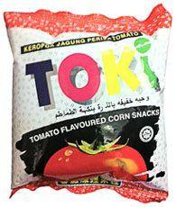 Toki Tomato Snacks Corn Snacks, Snack Recipes, Chips, Childhood, Food, Snack Mix Recipes, Appetizer Recipes, Infancy, Potato Chip
