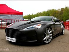 "Aston Martin DBS ""Mansory Cyrus"""