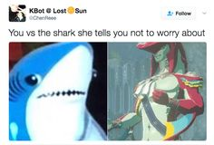 You Vs. the Shark