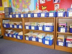 great resources for setting up a classroom library (from Beth Newingham)