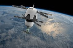 2027 MCT first test flight, becomes a commercial space station.