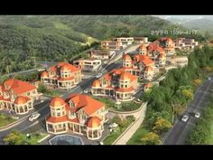 M 드라마타운 - 경기도 양평 용문 전원주택용지 분양 홍보 동영상 - YouTube Mansions, House Styles, Home Decor, Decoration Home, Manor Houses, Room Decor, Villas, Mansion, Home Interior Design