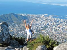 Study abroad at South Africa's prestigious University of Cape Town, with stunning views from Table Mountain and a large student population.
