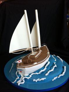 Andy's groom's cake www.sublimebakery.com