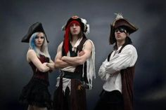 Lords of the Drunken Pirate Crew photo