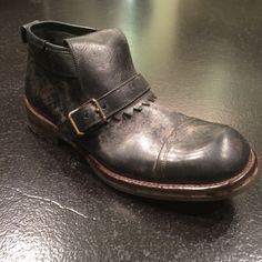 Boot by @dolcegabbana #dolcegabbana #dgmen #dgshoes #FolliFollie #FW14collection