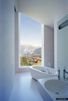 Martinho Les Neyres Residence // Bonnard Woeffray Architects | Afflante.com