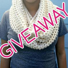 "Greetings Dear Hearts! Just a reminder that there is a week left to enter!! <<<<<<GIVEAWAY TIME>>>>>> To celebrate the beginning of March and the start of my second month in business I wanted to have a quick little giveaway! As a big ""thank you"" I wanted to give a Grand Prize winner (1) medium sized #infinity #scarf in cream/ivory and a First Place winner will receive (1) $20 credit to the shop @ittyknittyknotty  To enter: (1) Follow me @ittyknittyknotty (2) Tag at least 3 friends. You can…"