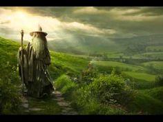 Gandalf - The Hobbit An Unexpected Journey Maxi Poster. Gandalf the Grey (Ian McKellen) in The Shire. The Hobbit Movies, O Hobbit, Hobbit Land, Ian Mckellen, Martin Freeman, Jackson, Warner Bros Pictures, Journey 2012, Bilbo Baggins