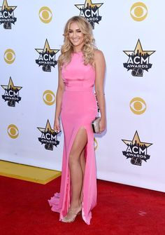 Brittany Kerr - Every Look from the 2015 Academy of Country Music Awards - Photos