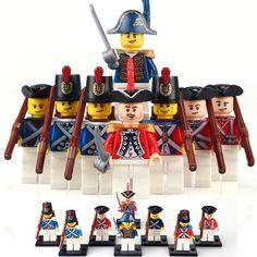 Lego Custom PONTIFICAL SWISS GUARD minifigure Full Custom Printing NEW