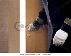 Bellboy Opening A Door In A Hotel Stock Photo 2369907 : Shutterstock