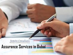 Jumeira Consultants offer full consultancy services in #Dubai. We are best known for dealing with auditing, business #assurance services, IT audit services & account payable outsourcing #services.