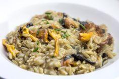 cucina caruso - Part 19 Vegan Vegetarian, Vegetarian Recipes, Greek Recipes, Risotto, Food To Make, Good Food, Food And Drink, Pasta, Meat