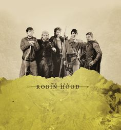 BBC Robin Hood where they wore goodies and combat boots...love it!