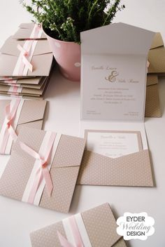 Partecipazioni Linea Rustic - EYDER DESIGN Wedding Stationery & much more
