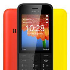 Nokia 220 Dual Sim Hàng Xách Tay Mới 100% Bảo Hành 12 tháng - Giá 800.000đ