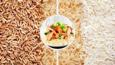 What is the type of rice that least fattens? Natural Remedies, Health Tips, Grains, Ethnic Recipes, Food, Silhouette, Club, Vegetable Rice, Weekly Menu