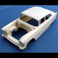 1955 Chevy Bel Air 4-Door Sedan - Mason City Miniatures