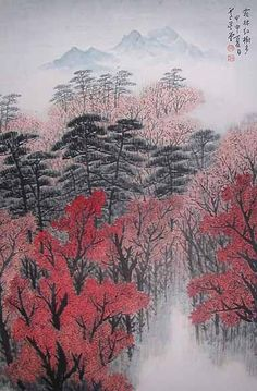 Chinese Paintings. Chinese Landscape Paintings at the The Gallery ...