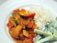 Curry Recipes from Jaime Oliver