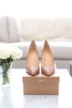 Christian Loubotin heels