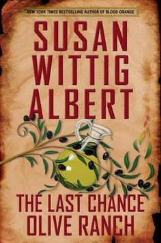 The Last Chance Olive Ranch by Susan Wittig Albert is the 25th book in The China Bayles Mystery series. Read my review of this new cozy mystery! http://bibliophileandavidreader.blogspot.com/2017/04/the-last-chance-olive-ranch-china.html