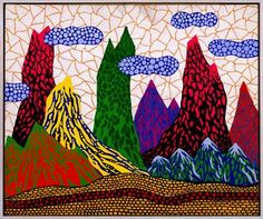 Yayoi kusama: from here to infinity - Exhibitions - Barbara Mathes Gallery