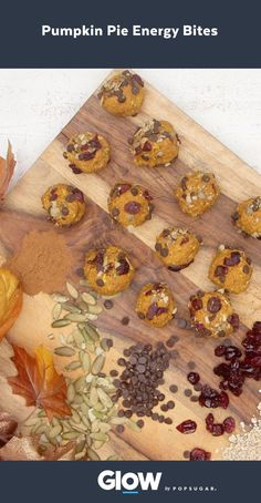 Beat holiday weight gain (without sacrificing the flavors you love) with pumpkin pie protein balls.