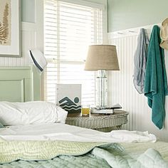 Charming Cottage Guesthouse | Maximize a Tiny Sleeping Space | CoastalLiving.com