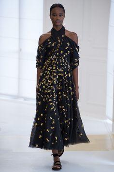 Christian Dior Fall 2016 Couture Fashion Show - Mayowa Nicholas (Elite)