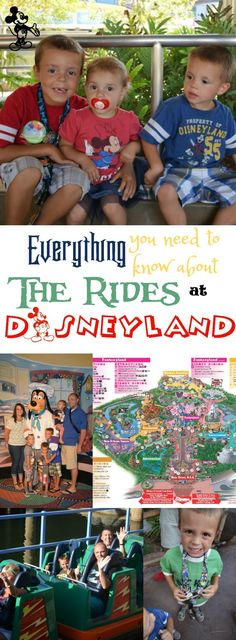 everything you need to know about the rides at disneyland tips and tricks to get the most out of your disneyland vacation. disneyland vacation guide
