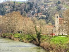 """""""a country walk in Turin by the riverbanks of the Po"""""""
