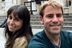 """Feliz miércoles. Desde hoy, 17 de oct. a las 17:00h, ya podéis leer a los autores de """"La carrera"""" María Ramírez y Eduardo Suárez hablarán con l@s internautas en los Encuentros de El Mundo."""