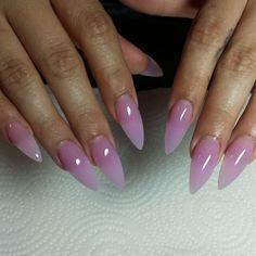 looks like pink glass