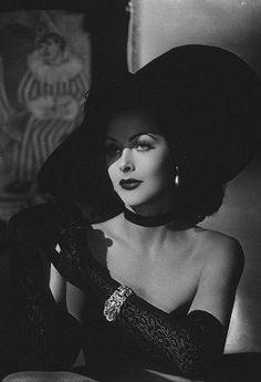 Hedy Lamarr October 6, 1943