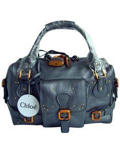 Chloe Paddington Satchel Classic Style