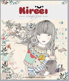 Image of Kireei magazine. Número 3