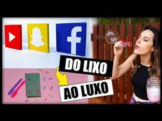DIY: Do LIXO ao LUXO - 3 Ideias que você precisa Tentar ✂ #5 - YouTube