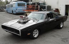 Dodge Charger GT - Fast and the Furious