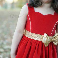 Create Kids Couture: Detachable Bow Sash