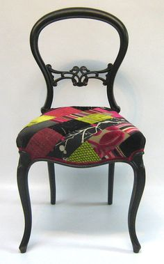 Patchwork Seat Covering $550