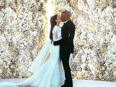 22-Year-Old's, rock photographer o'donnell, Kim & Kanye Wedding Photo Shatters Instagram's Most-Liked Record
