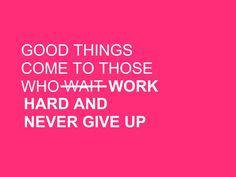 Mijn motto!