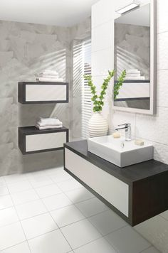 Touch Steel Bathroom Furniture Range from Crosswater http://www.bauhaus-bathrooms.co.uk/category/bauhaus-furniture-touch-steel/