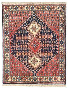 Persian Yalameh rug